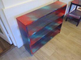Cosmic Bookcase/ shelves -