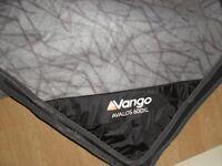 VANGO TENT CARPET XL 370CMS X 270CMS APPROX.