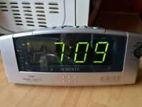 Roberts clock-radio