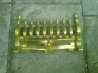 Open Fire Grate Fronts