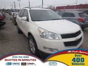2011 Chevrolet Traverse 2LT | LEATHER | HEATED POWER SEATS