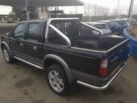 Ford ranger 2.5 diesel 4x4 90.000 miles