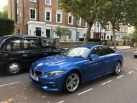 BMW 4 Series 420d M Sport F32 Diesel Fully Loaded Hi Spec FBMWSH