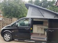 Vito Camper conversion , Clean van 100% reliable , Poptop, R&R bed, airbeam drive away awning