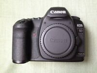 Canon 5D Mark ii Body with accessories