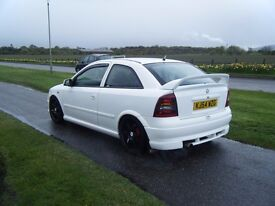 2004 54 MK4 ASTRA SXI GSI LOOKALIKE LONG MOT SMART MODDED RELIABLE CAR MAY PX