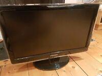 Samsung 22 inch HD tv