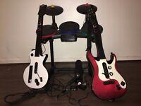 Wii Guitar Hero Guitar
