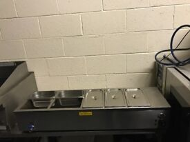 Wet Bain Marie catering resturant hotels pubs cafe catering resturant hotels pubs equipments