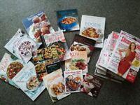 Slimming world books, big variety