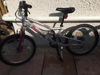 Girls Mountain Bike 8-10 Years