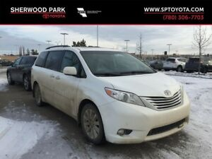 2013 Toyota Sienna Limited-All Wheel Drive!