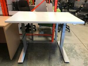 Haworth Height Adjustable Table - $299