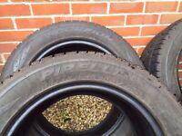 Tyres 255 55 18