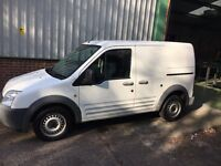 Ford Transit Connect T200 SWB Diesel Van for sale clean inside and out