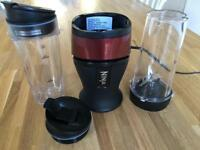 Nutri Ninja Slim Blender (in red)