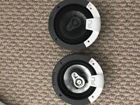 Car Spealers 180 Watts