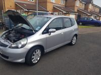 HONDA JAZZ 2008 SERVICE HISTORY, EXCELLENT CONDITION WITH 4NEW TYRES AND BRAKE PADS