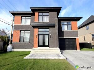 650 000$ - Maison 2 étages à vendre à La Prairie