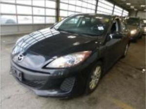 2013 Mazda Mazda3 AUTO!LOADED!FULLY CERTIFIED@NO EXTRA CHARGE!