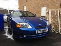 Hyundai Coupe SE 2.0 low milage, full leather interior