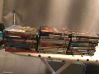 DVDs 30 of