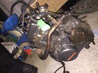 Ktm duke 125 engine Ktm 690 sm parts for sale