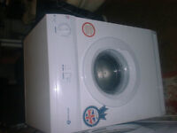 6kg White Knight Tumble Dryer-- vented