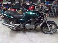 KAWASAKI ER500 ER5 1999