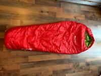 Like new - Eurohike childs sleeping bag.