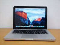 "Mac Book Pro 13.3"" mid 2009 model with laptop bag and original box"