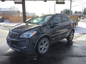 2014 Buick Encore FWD- LEATHER HEATED SEATS, HEATED STEERING WHE