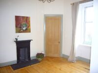 Lovely Top Floor Flat. Available unfurnished on Balcarres street Morningside. GCH