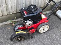 NOW SOLD Honda Mower and MTD lawn edger