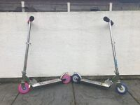 NEBULUS TX - Boy and Girl Scooter (Ages 7-11)