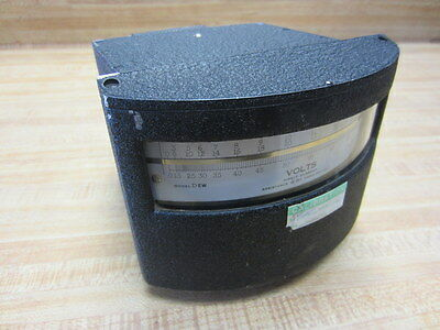 Sensitive Research Dew Dc Volt Meter 8.84 Ohmv 703272 Vintage