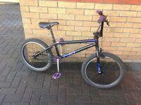 Mongoose Subject BMX Bike, 20'' wheels