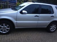 Mercedes 04 reg 2004 2.7 diesel 7 seater for sale