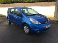 2009 Nissan Note 1.5 DCI *£30 year road tax*