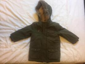 Child's Winter Jacket