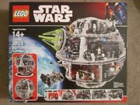 NEW SEALED rare LEGO 10188 star wars DEATH STAR set UCS