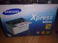 Samsung Xpress M2026 - printer - monochrome -NEW BOXED RRP 89