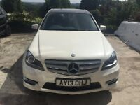 Mercedes C250 AMG Sport Plus 7-G tronic LOW MILEAGE