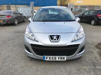 2009 Peugeot 207 1.4 ,1 owner from nee