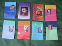 8 Books of Buddhist Teaching from Lama Yeshe Wisdom Archive for £5.00