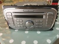 Car radio from Ford Focus