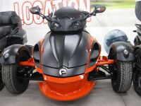 2012 Can-Am Spyder RS-S SE5 -