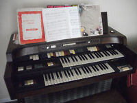 Hammond Organ Phoenix with MDD