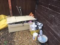 Job lot most things for sale from tools to bikes