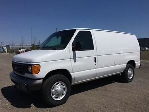 2007 Ford E-250 COMMERCIAL CARGO VAN